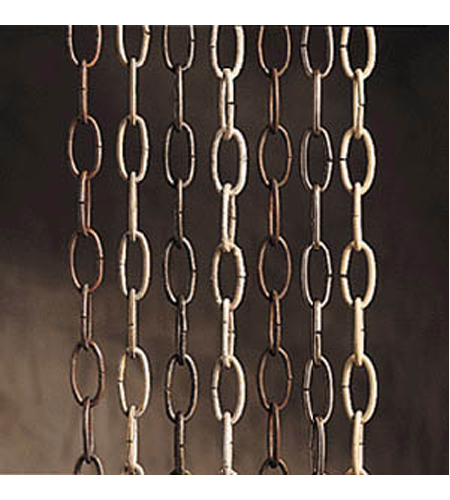Kichler Lighting Chain Accessory in Parisian Bronze 4908PRZ