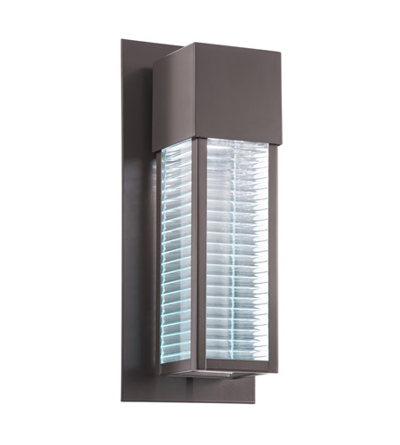 Kichler 49118AZLED Sorel LED 16 inch Architectural Bronze Outdoor Wall - Small photo