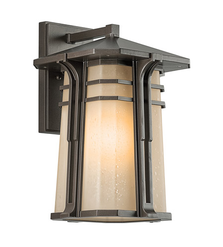 Kichler Lighting North Creek 1 Light Outdoor Wall Lantern in Olde Bronze 49176OZ photo