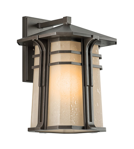 Kichler Lighting North Creek 1 Light Outdoor Wall Lantern in Olde Bronze 49177OZ photo