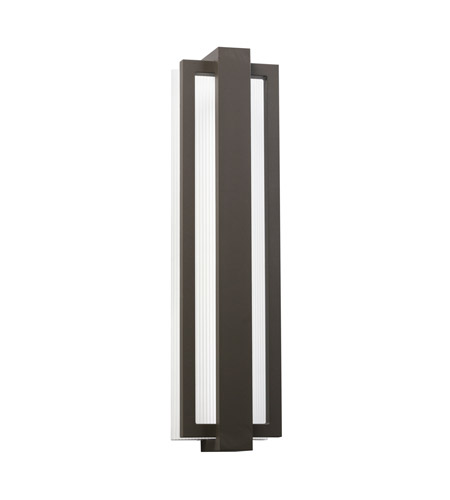 Kichler 49435AZ Sedo LED 24 inch Architectural Bronze Outdoor Wall - Small photo