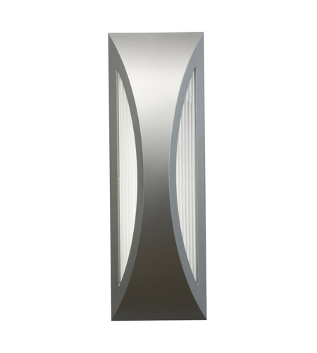 Kichler Cesya LED Outdoor Wall - Small in Platinum 49436PL photo