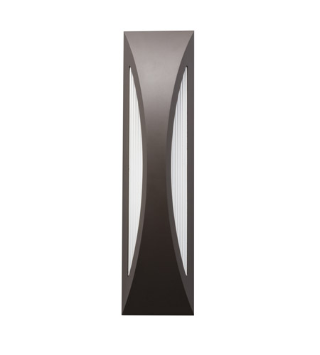 Kichler Cesya LED Outdoor Wall - Small in Architectural Bronze 49437AZ photo