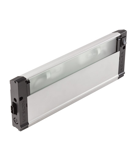 Kichler 4U120X12NIT 4U Series 120V 12 Inch Nickel Textured Xenon Under  Cabinet Lighting In 12 In.