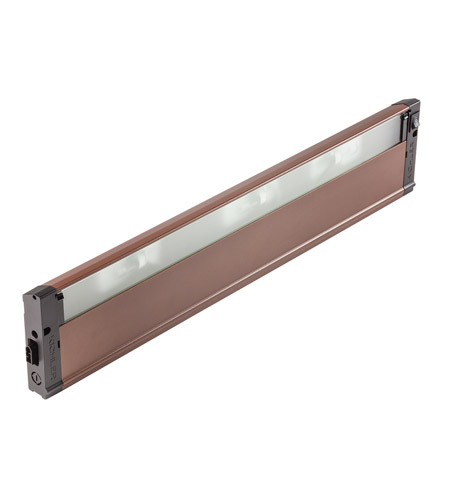 Kichler 4U120X22BZT 4U Series 120V 22 Inch Bronze Textured Xenon Under  Cabinet Lighting In 22 In.