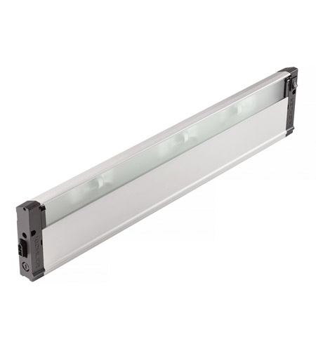 Kichler 4U120X22NIT 4U Series 120V 22 Inch Nickel Textured Xenon Under  Cabinet Lighting In 22 In.