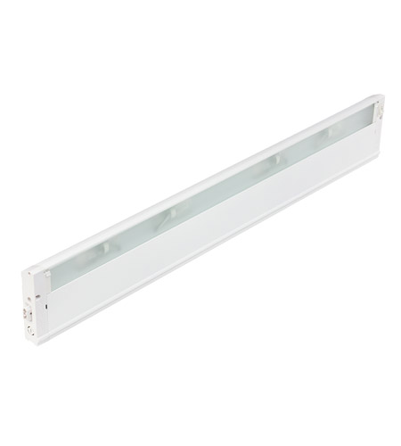 Kichler 4U12X30WHT 4U Series 12V 30 Inch Textured White Xenon Under Cabinet  Lighting In 30 In.
