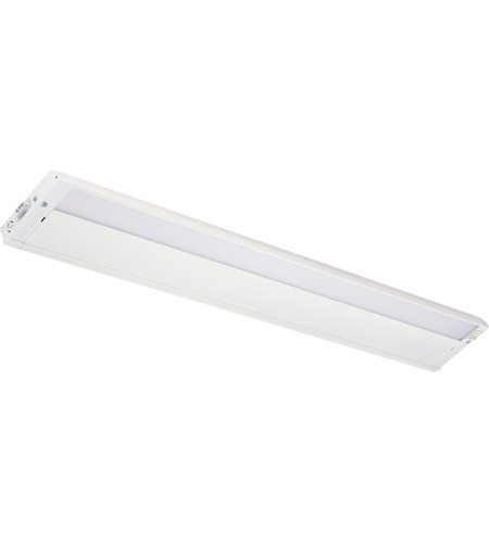 Kichler 4U27K30WHT 4U Series 120V 30 inch Textured White LED Under Cabinet Lighting in 30 in. photo