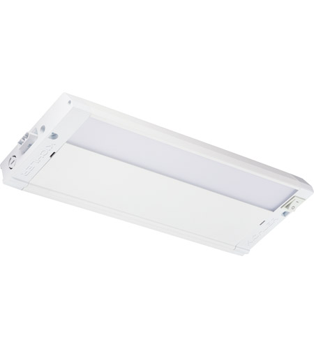 Kichler 4U30K12WHT 4U Series 120V 12 inch Textured White LED Under Cabinet Lighting in 12 in. photo
