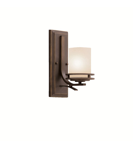 Kichler 5076OZ Hendrik 1 Light 5 inch Olde Bronze Wall Sconce Wall Light photo