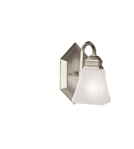 Kichler Lighting Polygon 1 Light Wall Sconce in Antique Pewter 5101AP photo