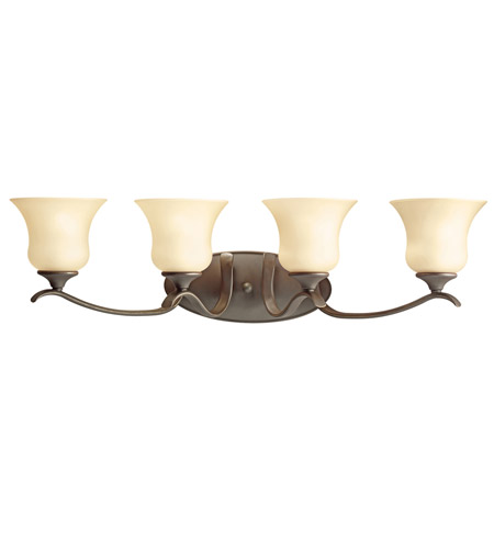 Kichler Lighting Wedgeport 4 Light Bath Vanity in Olde Bronze 5287OZ