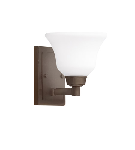 Kichler 5388OZL16 Langford LED 7 inch Olde Bronze Wall Sconce Wall Light photo