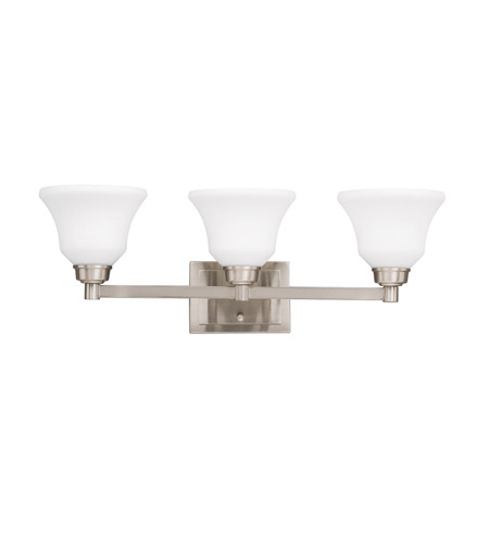 Kichler 5390NIL16 Langford LED 26 inch Brushed Nickel Vanity Light Wall Light photo