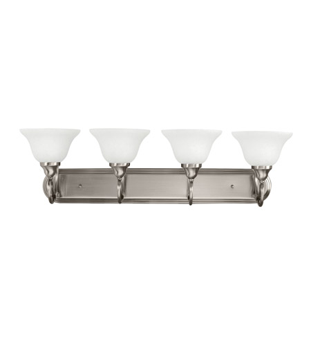 Kichler 5559AP Stafford 4 Light 33 inch Antique Pewter Bath Vanity Wall Light photo