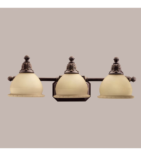 Kichler Lighting No Family Association Bathroom Lights 5947CZ photo