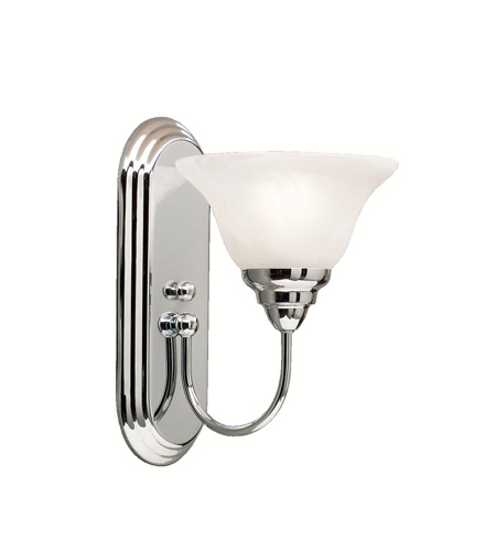 Kichler Lighting Telford 1 Light Wall Sconce in Chrome 5991CH photo