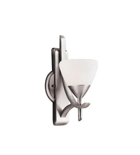 Kichler Lighting Olympia 1 Light Wall Sconce in Antique Pewter 6079AP