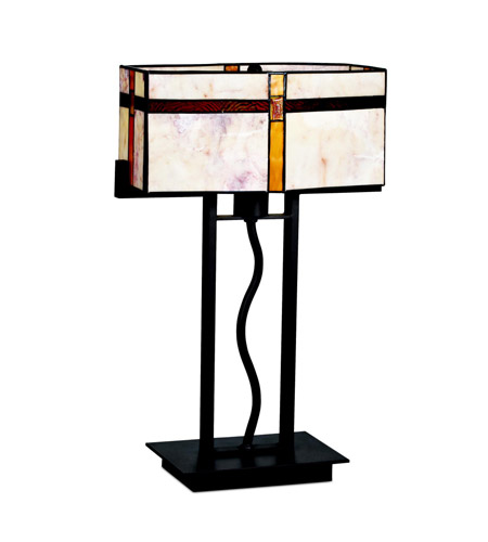 Kichler Lighting Tacoma 1 Light Table Lamp in Olde Bronze 61008 photo