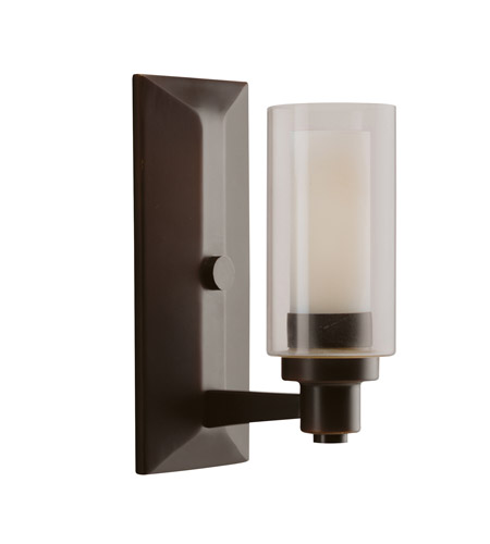 Kichler Lighting Circolo 1 Light Wall Sconce in Olde Bronze 6144OZ photo