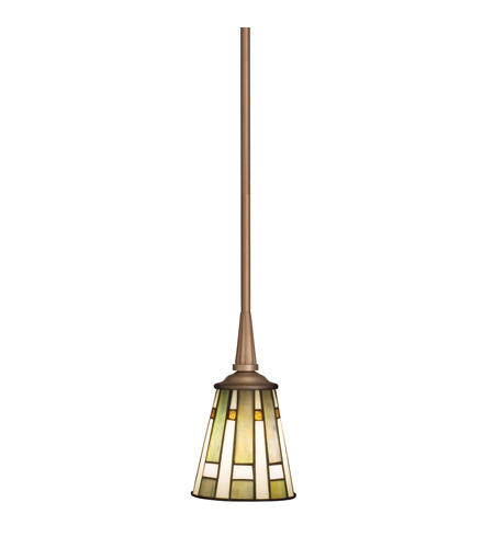 Kichler Lighting Seymor 1 Light Mini Pendant in Cashmere 65276 photo