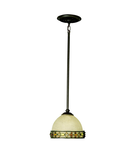 Kichler Lighting Joya 1 Light Mini Pendant in Olde Bronze 65292