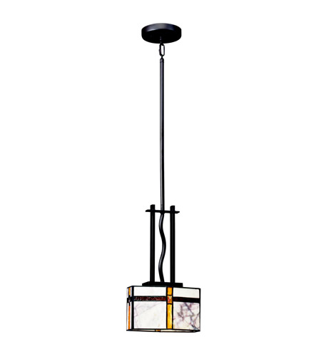 Kichler Lighting Tacoma 1 Light Mini Pendant in Olde Bronze 65309