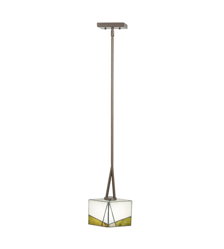 Kichler Lighting Bayberry 1 Light Mini Pendant in Olde Bronze 65379
