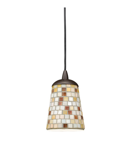 Kichler Lighting Blythe 1 Light Mini Pendant in Olde Bronze 65383 photo