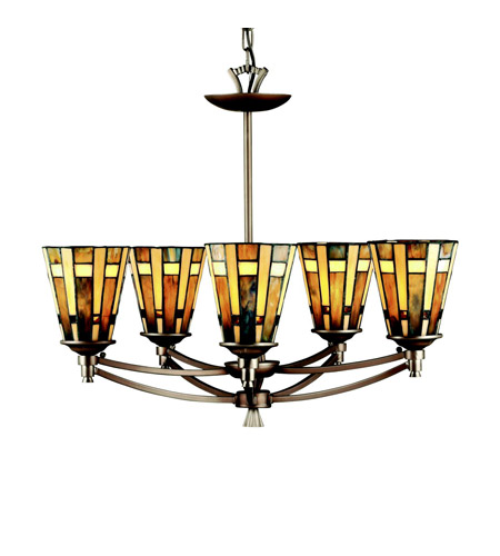 Kichler Lighting Seymor 5 Light Chandelier in Cashmere 66044 photo