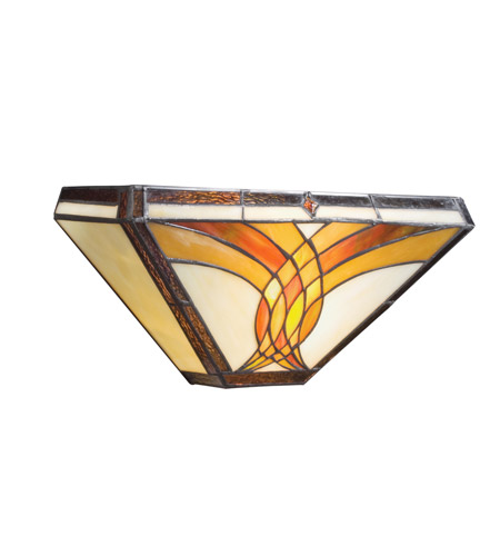 Kichler Lighting Sonora 2 Light Wall Sconce in Bronze 69032 photo