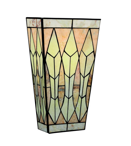 Kichler Lighting Piedra 1 Light Fluorescent Sconce in Olde Bronze 69083 photo