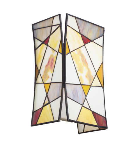 Kichler Lighting Signature 2 Light Wall Sconce in Olde Bronze 69160