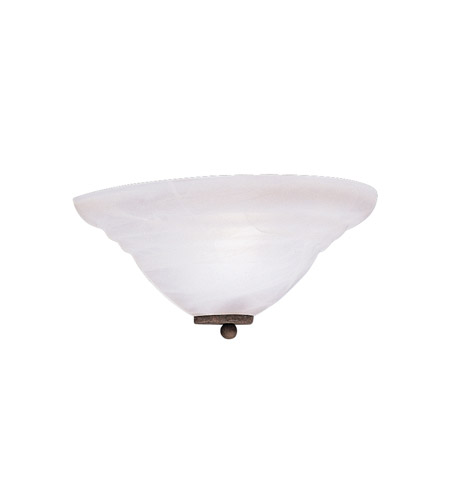 Kichler Lighting Family Space 1 Light Wall Sconce in Olde Brick 6930OB