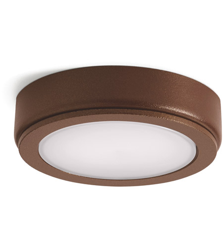 Kichler 6D24V27BZT 6D Series 24V LED 3 inch Bronze Textured Puck Light photo