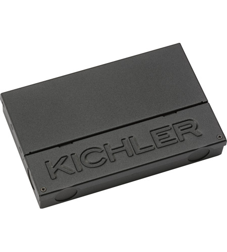 Kichler 6TD24V60BKT Signature Textured Black LED Power Supply in 60W photo