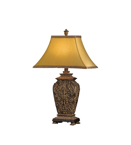 Kichler Lighting Blackburn 1 Light Table Lamp in Blackburn 70034CA