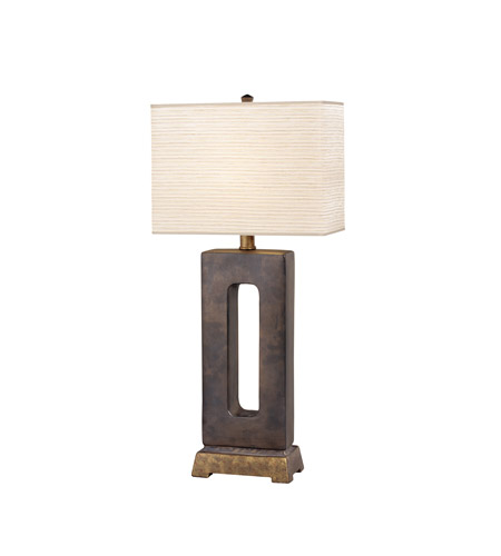 Kichler Lighting Urban Traditions Ceramic 1 Light Table Lamp in Pottery 70329