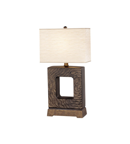 Kichler Lighting Urban Traditions Ceramic 1 Light Table Lamp in Pottery 70330