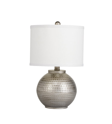 Kichler Westwood Missoula 1 Light Accent Table Lamp in Antique Pewter 70332APCA