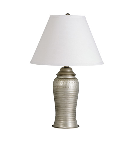 Kichler Westwood Missoula 1 Light Table Lamp in Antique Pewter 70333AP