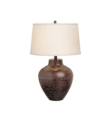 Kichler Lighting Missoula 1 Light Table Lamp in Bronze 70334CA photo