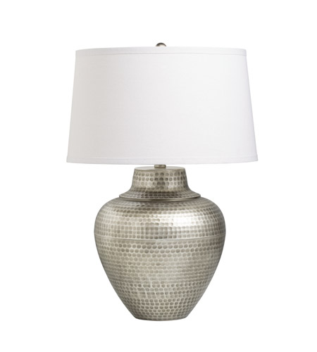Kichler Westwood Missoula 1 Light Table Lamp in Antique Pewter 70334APCA