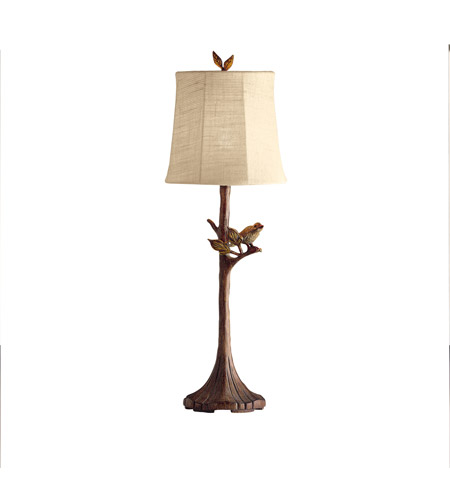 Kichler Lighting Outdoor Portables 1 Light Table Lamp - Outdoor in Woodbark 70377CA photo