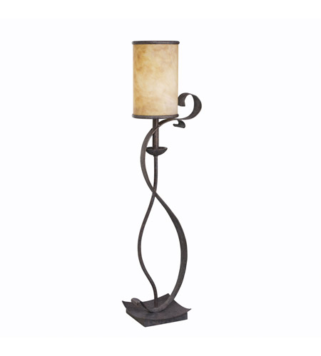 Kichler Lighting High Country 1 Light Table Lamp in Old Iron 70574 photo