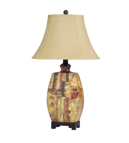 Kichler Lighting Urban Traditions Porcelain 1 Light Table Lamp in Hand Painted Porcelain 70632CA photo