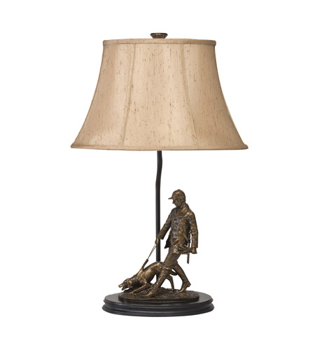 Kichler Lighting Dakota Ridge 1 Light Desk Lamp in Antique Bronze 70715