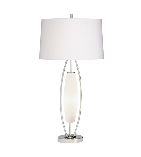 Kichler Lighting Stella 2 Light Table Lamp in Chrome 70753