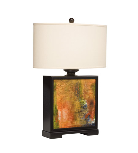 Kichler Lighting Vivido 1 Light Table Lamp in Hand Painted 70769 photo