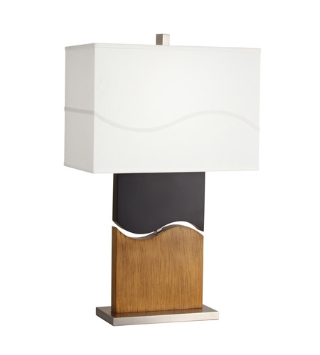 Kichler Lighting Glide 1 Light Table Lamp in Multi-Color 70783CA